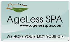 AgeLess SPA Gift Card